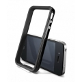 SGP Case Neo Hybrid 2S Vivid Series Soul Black for iPhone 4, 4S (SGP08359)